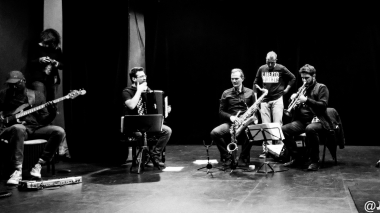 Anamorphose jazz : dvd session on stage