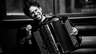 Maxime Perin accordeoniste