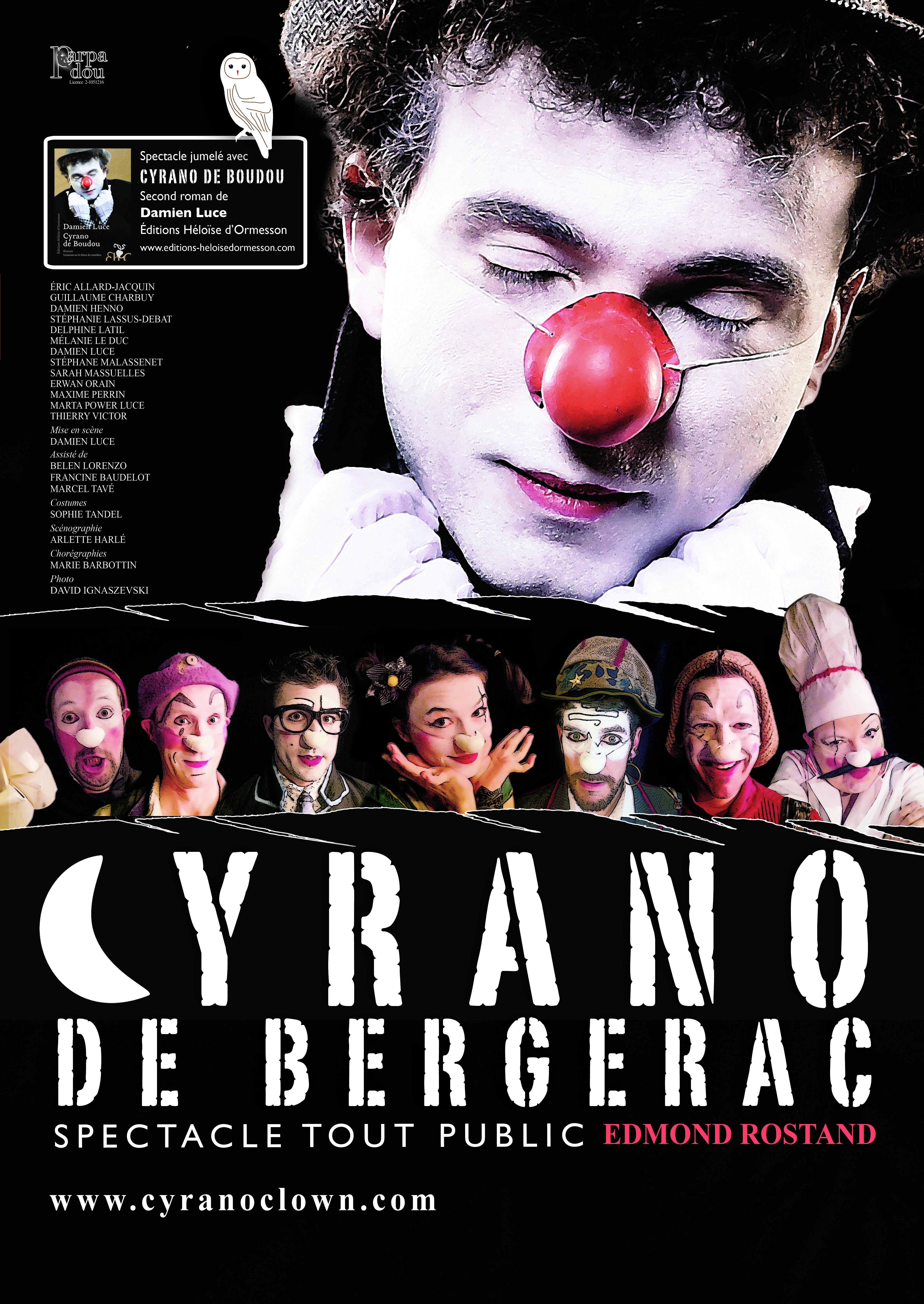 cyrano de Luce