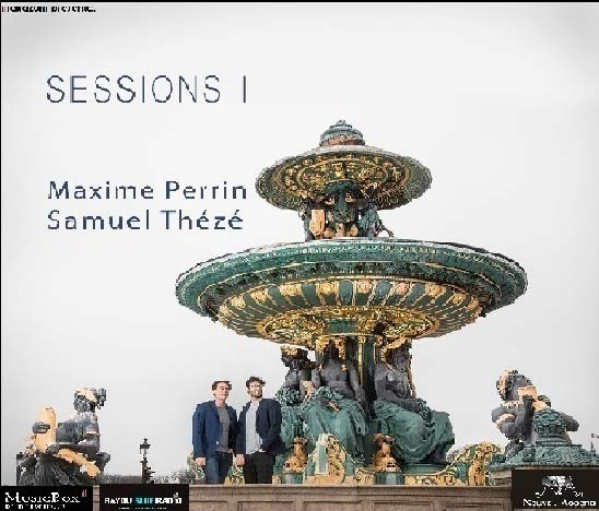 Maxime Perrin & Samuel Theze : SessionS 1